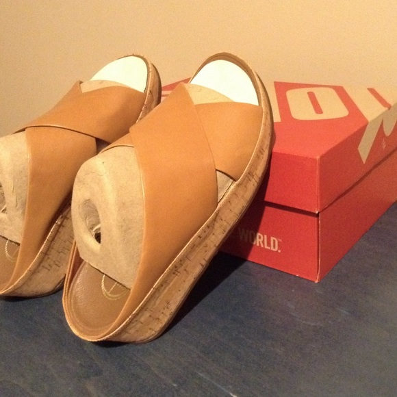 dc2a00f49deb Fitflop KYS Leather Tan